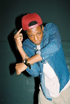Joey Bada$$ my baby , my best friend my errthang .. I love you joey