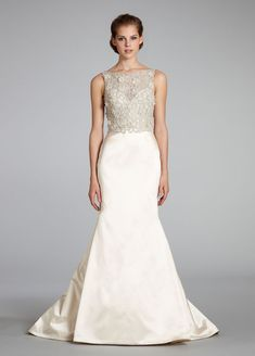 Lazaro Bridal Gowns, Wedding Dresses Style LZ3263 by JLM Couture, Inc.