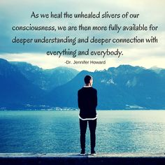The importance of Conscious Living