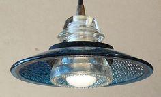 Glass Insulator Lighting