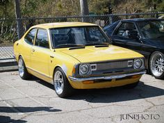 Did anyone get a good shot of this MKIII from this past Eagle Rock Datsun-Nippon swap meet?