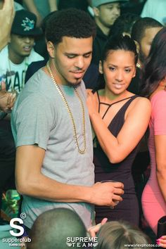 Ent360 NEWS: MUSIC: J. Cole Engaged to Long time Girlfriend.