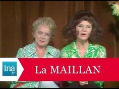 """Jacqueline Maillan et Sophie Desmarets """"Conseils pour la speakerine"""" - A..."""