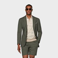 Suit Supply, Body Chart, Average Body, Green Suit, Slim Fit Jackets, Fit 30, Havana, Army Green, Casual Looks