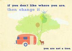 You are not a tree. Elisandra aka Sevenstar
