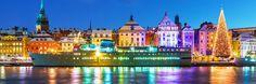 stockholm sweden winter