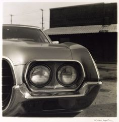 Memphis; William Eggleston (American, born 1939); Memphis, Tennessee, United States; about 1972; Gelatin silver print; 32.4 x 32.2 cm (12 3/4 x 12 11/16 in.); 2000.41.4; Copyright: © Eggleston Artistic Trust