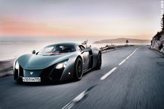 Marussia B2 :: Russian Super Car