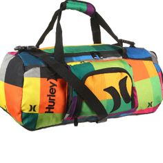 Hurley Duffel Bag