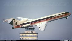 Boeing 727-227/Adv aircraft picture
