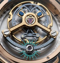 "Ulysse Nardin Anchor Tourbillon Watches For 2016 Hands-On - by Ariel Adams - See these tourbillons up close: aBlogtoWatch.com ""At Baselworld 2016, Swiss watchmaker Ulysse Nardin showed off a few new limited edition versions of one of our favorite high-end models from the brand which is the Ulysse Nardin Anchor Tourbillon - and it is very cool. Ulysse Nardin won't be at Baselworld 2017, as the brand recently announced that it along with fellow Kering Group brand Girard-Perregaux will…"