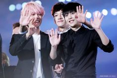 Baekhyun, Chen, Xiumin - 150815 I Am Korea Celebratory Performance Credit: Sweet Nothing. (나는 대한민국이다 축하공연)