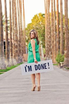 Great idea for any graduation.high school, college, medical school, nursing school, etc. Or a divorce party card.