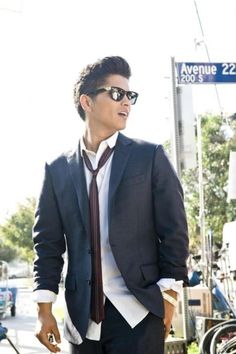 Bruno Mars. the man of my dreams