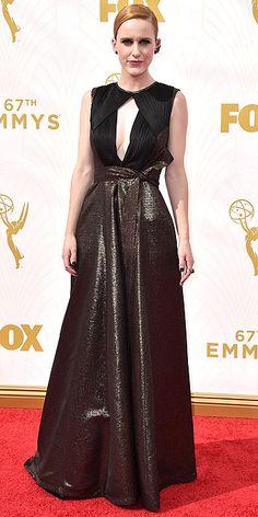 Rachel Brosnahan. Emmy Awards 2015: Arrivals : People.com
