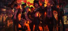 Agent ADCs by MonoriRogue on DeviantArt