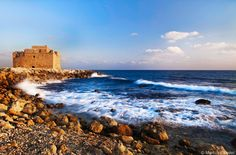 Cyprus Pafos Medieval Fort
