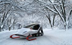 Snow Crawler