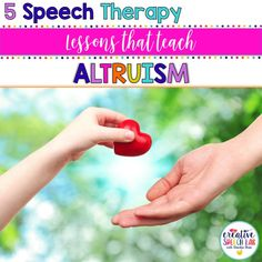 Life isn't always easy and the world can sometimes be a confusing place for children to navigate.  Today I'm sharing some meaningful speech therapy lessons that not only teach important…
