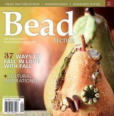 Bead Trends Magazine Sept 2011   Northridge Publishing