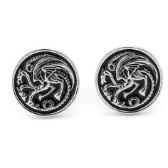 Fashion Movie Game of Thrones dragon Cuff links vintage Song Of Ice And Fire Cuff links Targaryen Dragon Men Cufflinks Jewelry  //Price: $US $2.07 & FREE Shipping //     #gameofthrones #gameofthronestour #gameofthronesfamily  #starks #got #agot #asoiaf