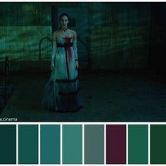 Color Palette Cinema (@colorpalette.cinema) • Instagram photos and videos Movie Color Palette, Colour Pallette, Color Palate, Colour Schemes, Viking Museum, Terror Movies, Color In Film, Cinema Colours, House Color Palettes
