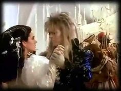 David Bowie - As The World falls down (Labyrinth original movie soundtrack) - YouTube