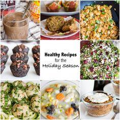 Healthy Recipes for the Holiday Season : Kendra's Treats