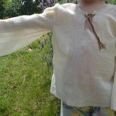 Renaissance Costume Pattern