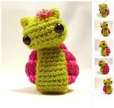 Amigurumi and Crochet on Pinterest