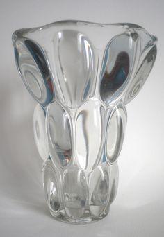 cristal de s vres france on pinterest vase coupe and salt cellars. Black Bedroom Furniture Sets. Home Design Ideas