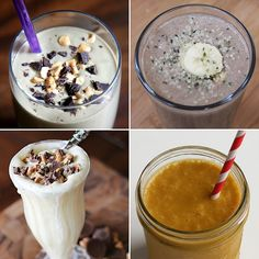 Hershey's Got Nothing on These Sweet Smoothies