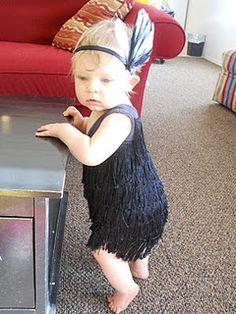 Infant Flapper Dress