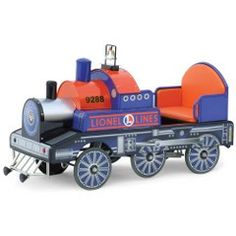 Classic Train with pedal