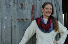 fisherman's sweaters & scarves, fall is the best!