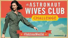 """Get inspired by the first ladies of space and take the #AstronautWivesClub Challenge! :D Simply tag or mention women you respect and admire who strive to make a difference. Find your voice and dream big! ♥ I respect, admire, and love my Mother! ♡ ;"""")"""