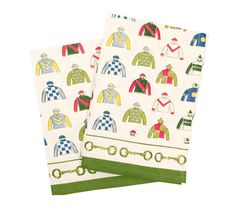 Winners Circle Tea Towel Set
