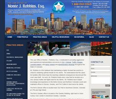 Denver DUI Lawyer @MonteRobbinsLaw get Silver Badge on www.hqcertificate.com