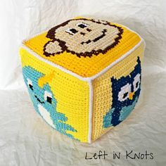 Grids for Kids! M-O — Left in Knots