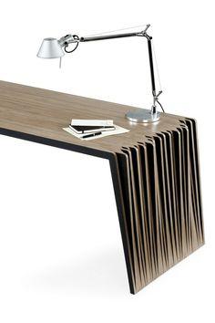 Smart Furniture, Design Furniture, Wooden Furniture, Table Furniture, Deco Design, Wood Design, Console Design, Living Haus, Plywood Table