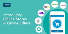 Earn free gift cards for online shopping with Shopkick.