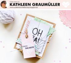 Papierprojekte mit dem Kreativ-Kit von Kathleen Graumüller