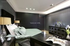 European villas and small bedroom design pictures 2015