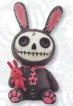 Furry Bones Skeleton Animal Collection Figurines | eBay
