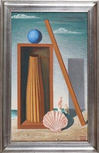 The beach, 1933Mario Tozzi