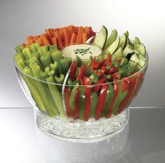 Amazon.com: Prodyne CB-3 Cold Bowl-On-Ice: Kitchen & Dining $35