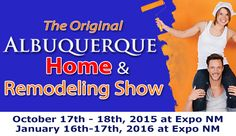 New Mexico Remodeling Shows  We will be at the 2015  Albuquerque Home & Remodeling Show this weekend showcasing all of this years top of the line RainSoft Water Treatment Systems! Come by the booth for your free gift and a chance to win an Ultra Refiner II reverse osmosis unit! You can also enter at http://www.cleanwaternm.com/new-cover-page-1/! See you there!