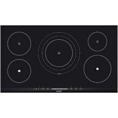 Placa de inducción Siemens EH975MD21E con 5 zonas de cocción