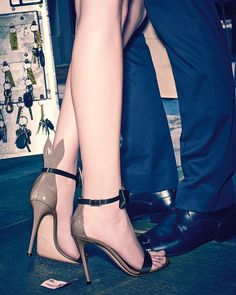 Gianvito Rossi Bow-Tie Ankle-Strap Bunny Sandal