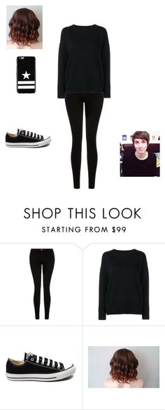 """"""""""" by lauren18100 ❤ liked on Polyvore featuring Current/Elliott, Frame Denim, Converse, Givenchy and danisnotonfire"""